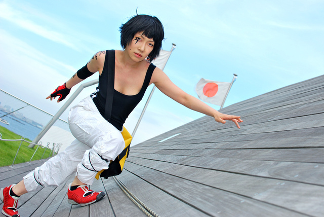 The Very Best In Cosplay: Omi Gibson