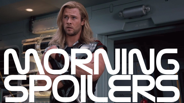 The Motherlode of Spoilers for Avengers, Robocop and Prometheus!