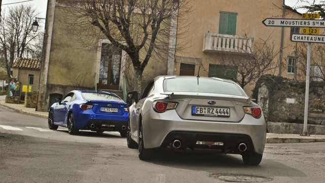 2013 Subaru BRZ: The Jalopnik Review