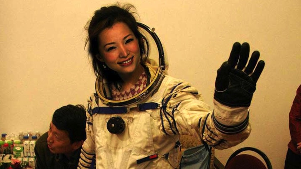 girl astronaut-#9