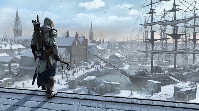 50 Things About Assassin's Creed III That You Should Know