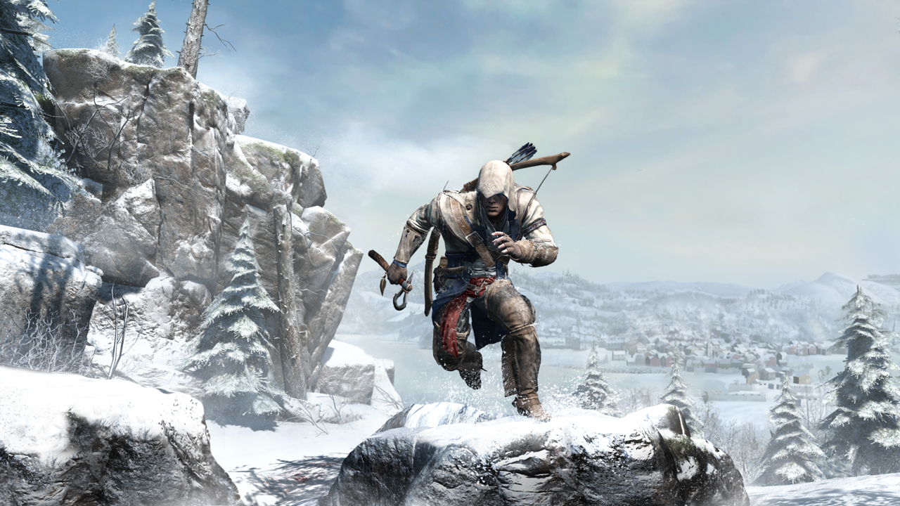 News kotaku 50 things about assassins creed iii that you should know malvernweather Choice Image