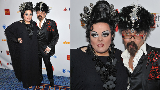 It Was a Fashionably Gay Ol' Time at the GLAAD Awards