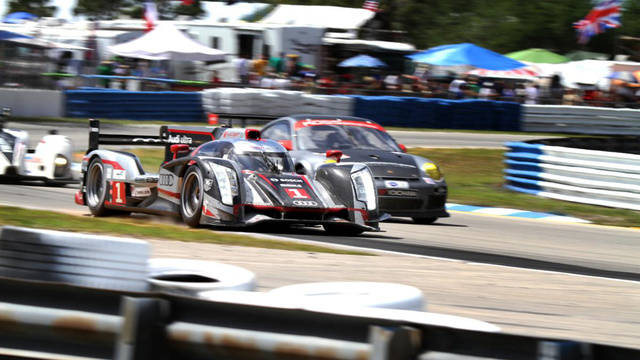 The 60th 12 Hours Of Sebring: Über Gallery