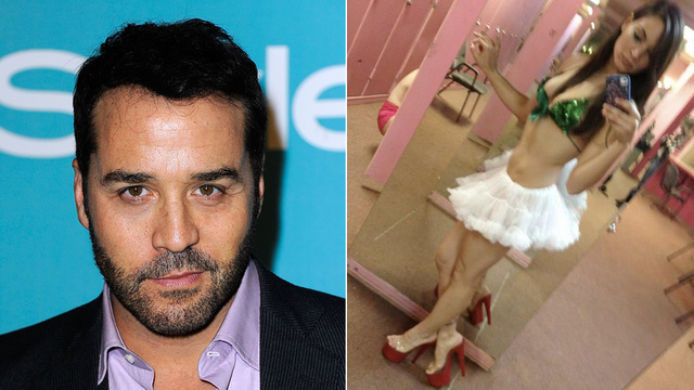 kiss and tell - Jeremy Piven Boring at Oral Sex, Says Stripper Gossip ...
