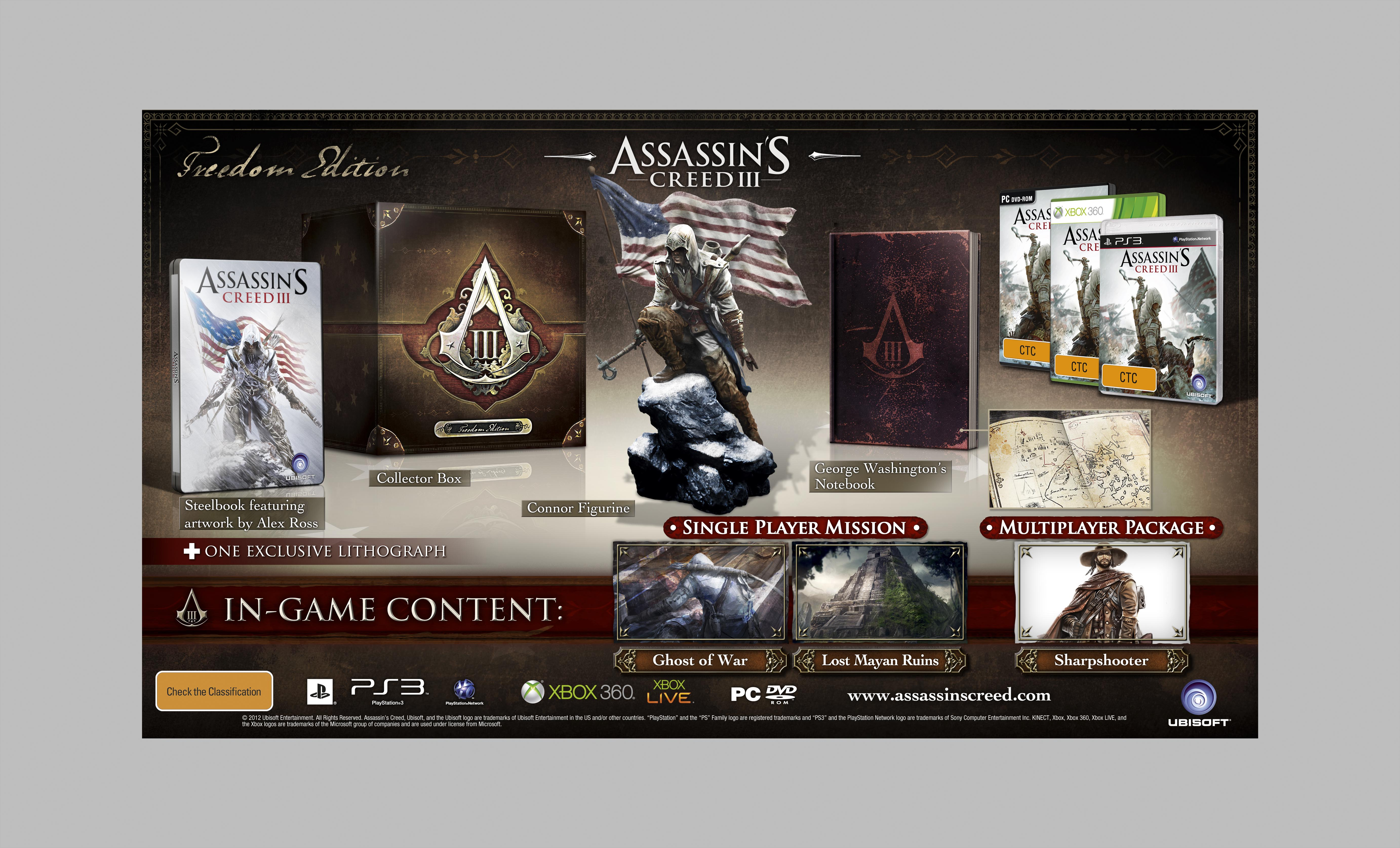 News all news there are pirates in assassins creed iii well malvernweather Choice Image