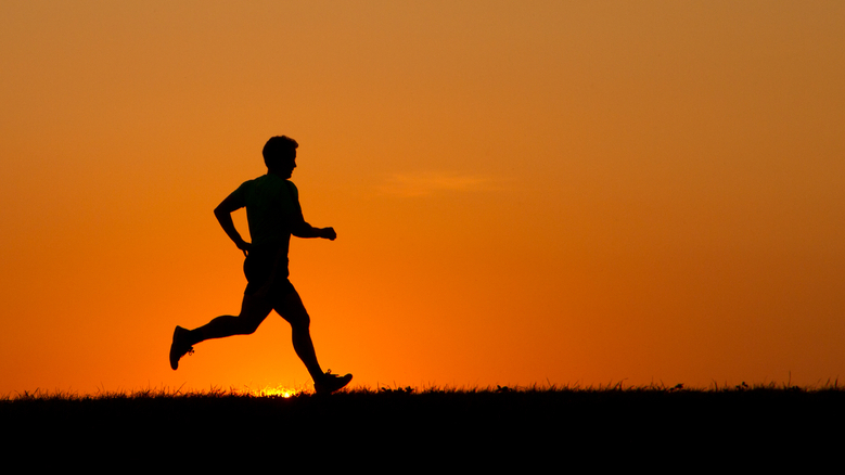 Click here to read Runners' Highs Evolved to Make Us Better Hunter Gatherers