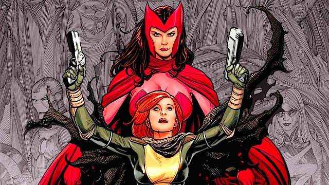 The Avengers and X-Men prepare for war in this week's comics
