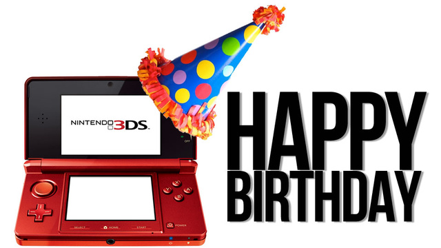 The Nintendo 3DS Is Now One Year Old. And It Doesn't Suck.