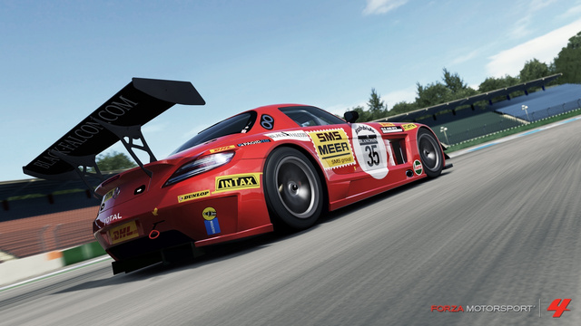 The Forza 4 April DLC Is Alpinestar-iffic!