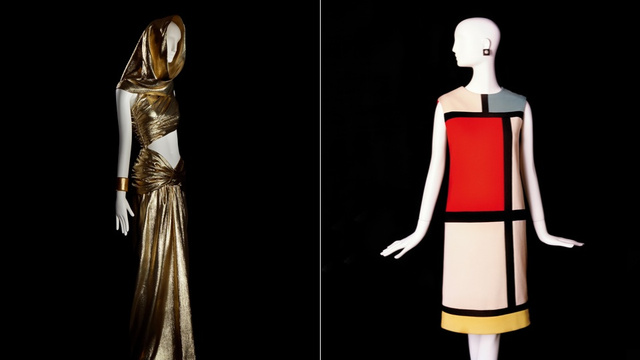 The World of Yves Saint Laurent: Androgyny, Exoticism, and Scandal