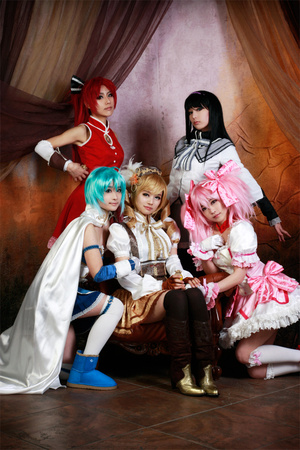 Catching Up with South Korea's Cosplaying Superstars