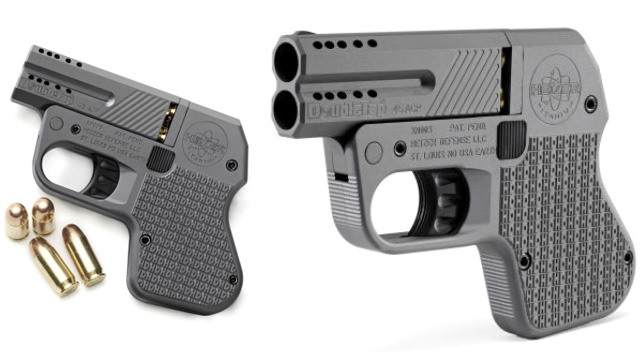 Click here to read World's Smallest .45 Caliber Pistol Looks Easier To Pocket Than the Galaxy Note