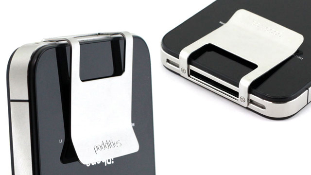 Click here to read Finally: A Slim and Simple iPhone Money Clip