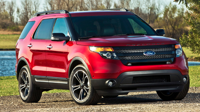 2013 Ford Explorer Sport: It SHO Is Heavy