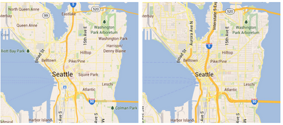 New Google Maps Makes Taking the Bus Easier