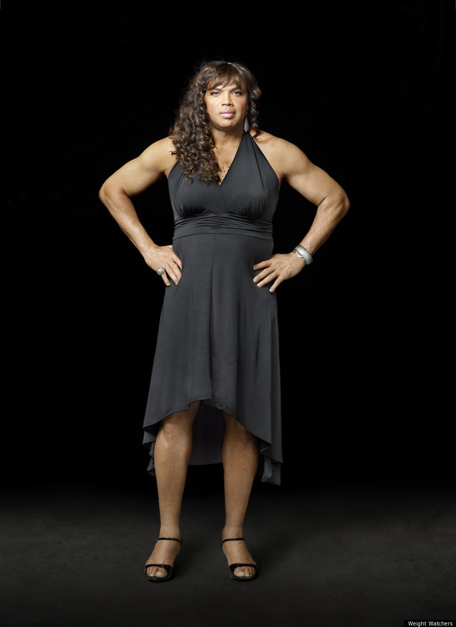 Charles Barkley Weight Watchers woman