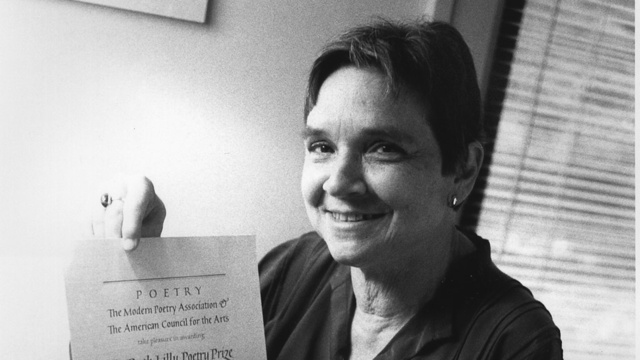 Celebrated Feminist Poet Adrienne Rich Has Died