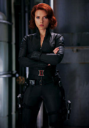 New Avengers Poster and A Closer Look At The Black Widow