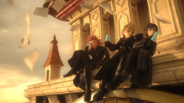 Kingdom Hearts 3DS' Opening Movie Mixes Things Up
