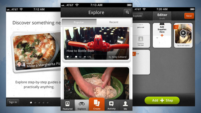 Click here to read Snapguide Is a Simple Way to Create and Share How-To Guides on iPhone