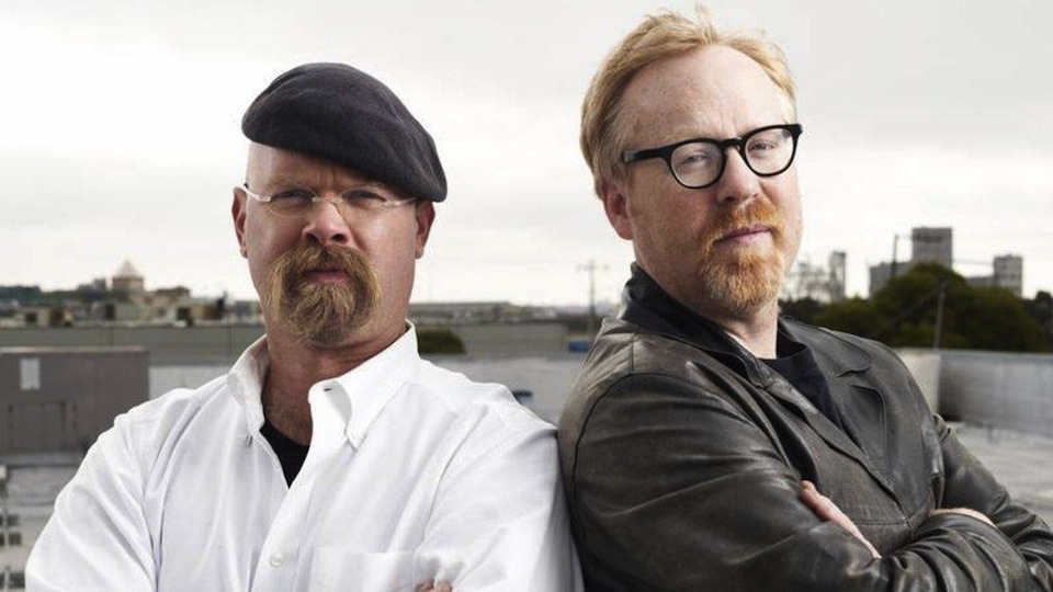 mythbusters busted sign just jamie mythbusters cool soap unionMythbusters Busted Sign Gif