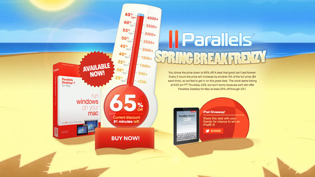 Click here to read Get Parallels Desktop for Mac for $28 for a Limited Time, Normally $80