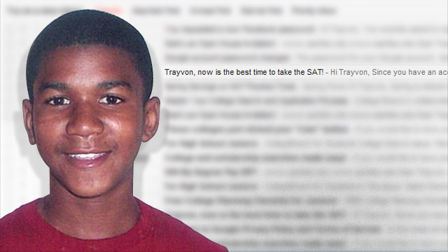 White Supremacist Hacks Trayvon Martin's Email Account, Leaks Messages Online