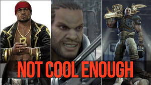 Come On, Video Games, Let's See Some Black People I'm Not Embarrassed By