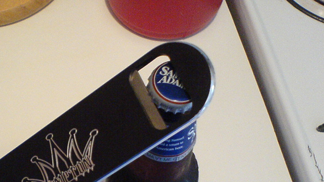 Put a Magnet On Your Bottle Opener to Avoid Wayward Bottle Caps