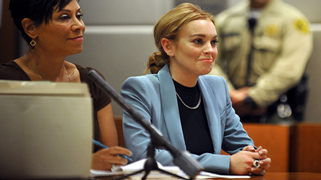 Lindsay Lohan's Probation Ends; LA Morgue Loses Another Fine Worker