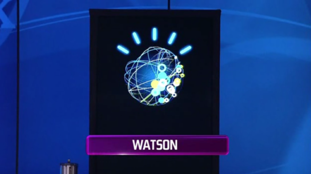 IBM's Watson Gets Its First Real Job