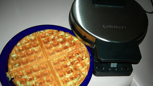 Use Your Old, Neglected Waffle Iron to Make Brownies, Muffins, and Even Hash Browns
