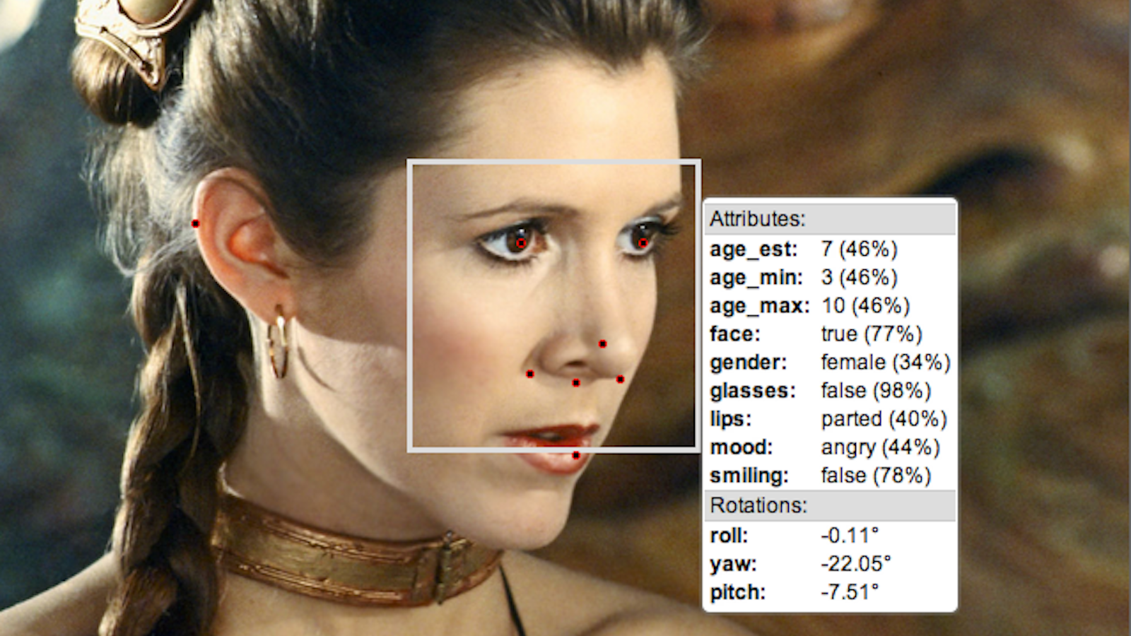 Click here to read This Super Face-Scanning Software Thinks It Can Guess Your Age