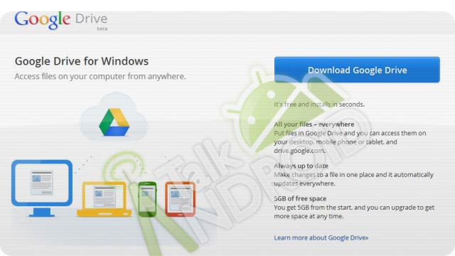 Click here to read Rumor: Google Drive Will Give You 5GB of Free Cloud Storage in April