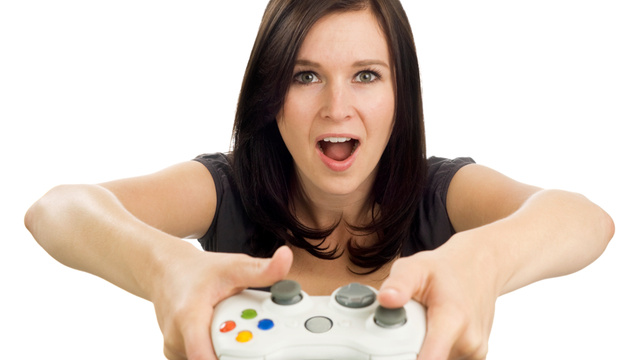 Maxim Has a Weird 'Gamer Girl' Fetish
