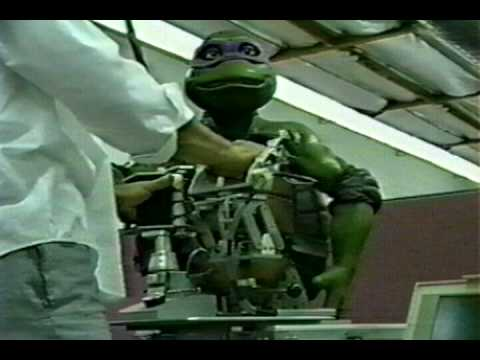 Click here to read Check Out Cutting-Edge TMNT Robotics Circa 1992