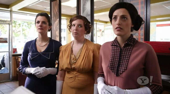 Click here to read This Week's Top Web Comedy Video: Downton Arby's