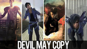 New Chinese MMO Overdoses on Devil May Cry, Barfs Up DMC