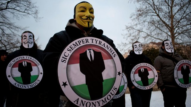 Anonymous Is Supposed to Attack the Internet Today