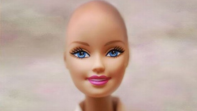Barbie's Friend Will Soon Be Bald and Beautiful