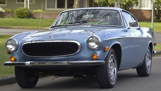 One Owner Volvo 1800E Is An Amazing Original