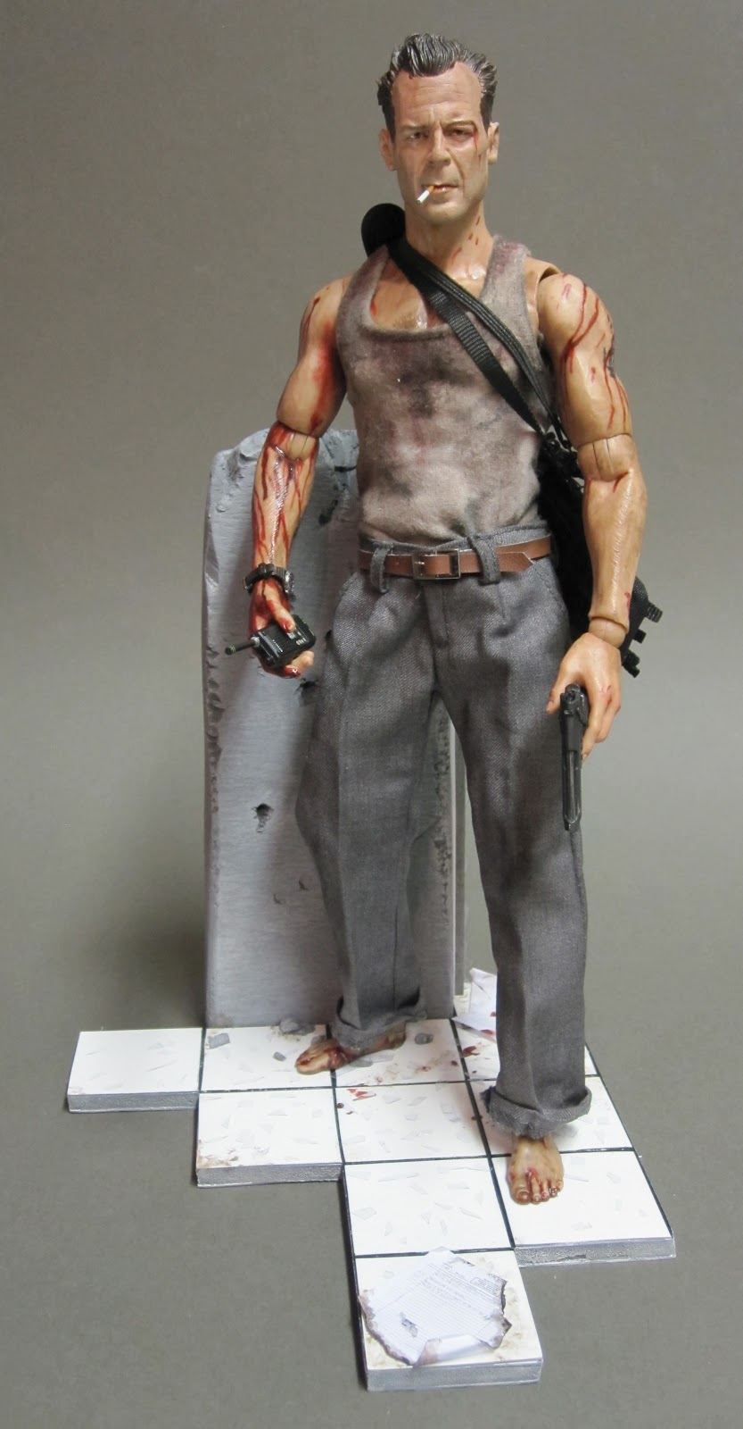 This Awesome Die Hard Action Figure Has Smaller Feet Than ...