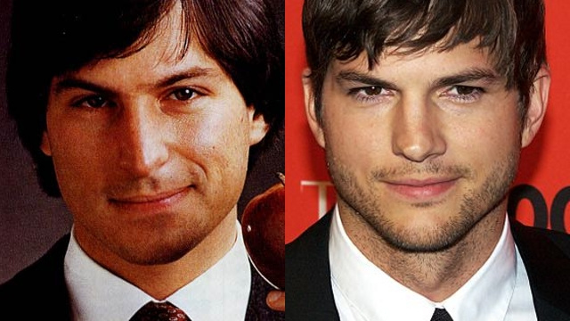 Ashton Kutcher to Play Steve Jobs in Upcoming Movie, Claims Variety