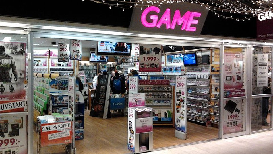 games stores