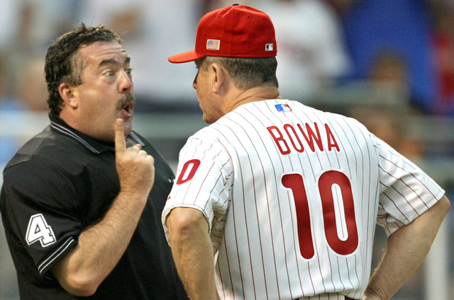 Better Know An Umpire: Tim Tschida