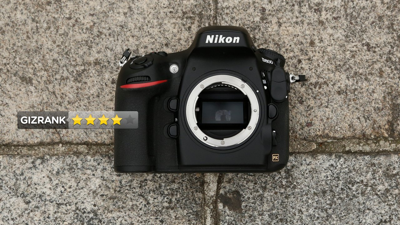 Nikon D800 Review: A Major HD Upgrade, But Is It the Best DSLR For the Money? [Video]