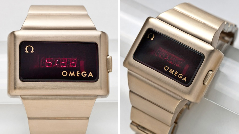 Click here to read Kojak's Vintage Digital Watch Oozes With Retro Charm