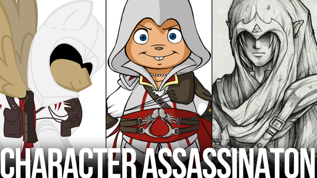 Don't Like The New Face of Assassin's Creed? It Could Have Been Worse.
