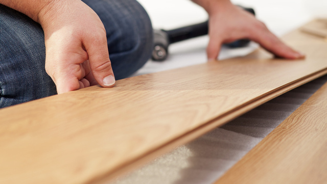How to install wood flooring for cheap for Cheap carpet installation